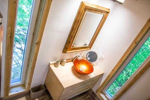 Salle de bain La Garde-Feux