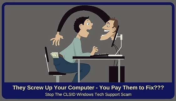 How Tech Support Scams Work