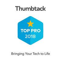 Thumbtack 2018 Top Pro