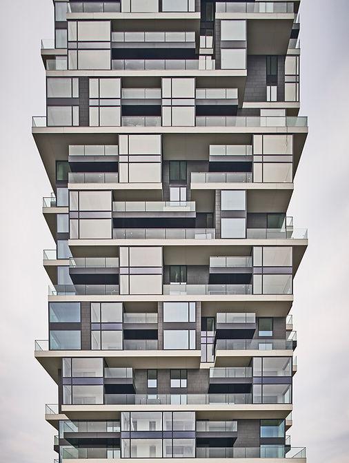 Henninger-Turm Frankfurt © Norbert Miguletz Fotografie