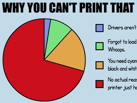 Printer Jokes 2021