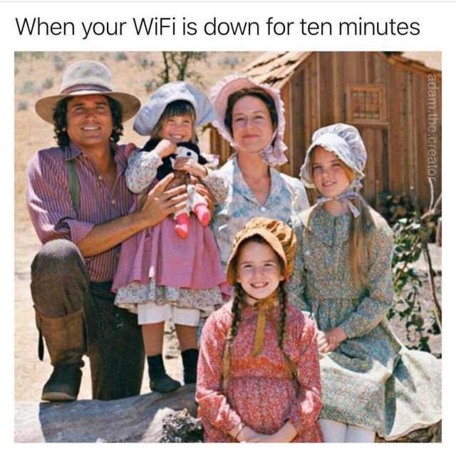 No WiFi Issues