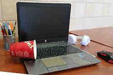 Laptop Liquid Damage