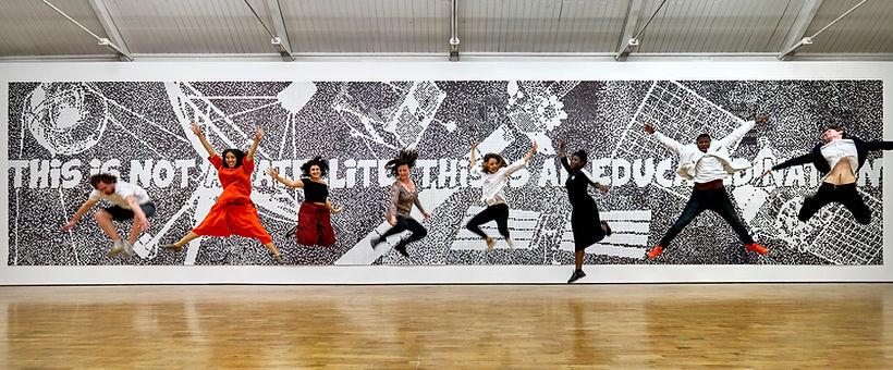 Tate Liverpool, Alexandra Mir © Norber Miguletz