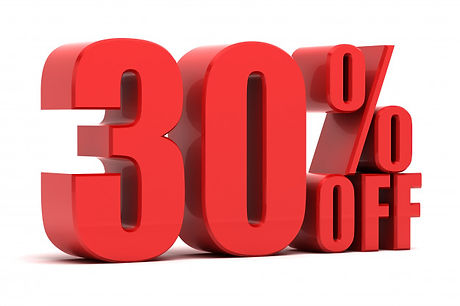 30% Off Services for Return Clients