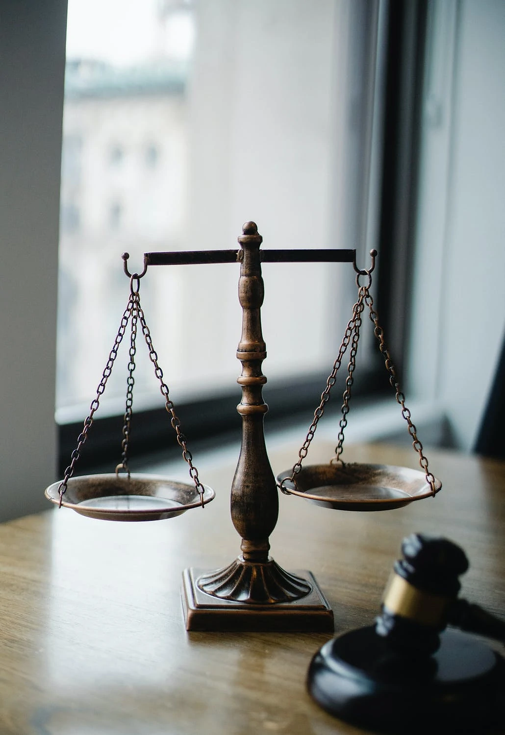 Balance of Justice and Laws