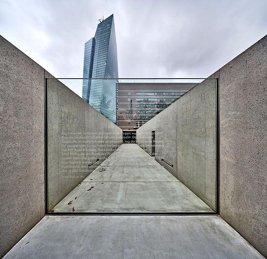 Erinnerungsstätte Großmarkthalle Frankfurt © Norbert Miguletz Fotografie