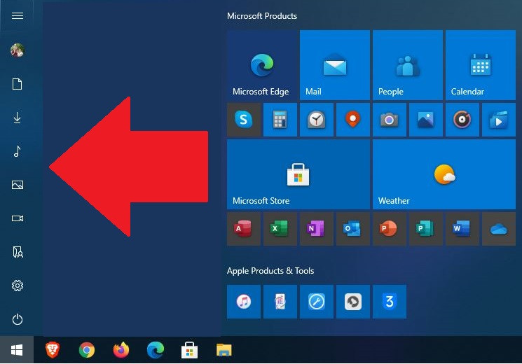 Adding Commonly Used Folders to Start Menu