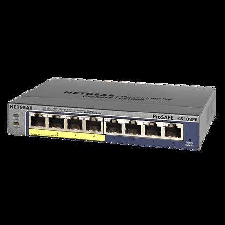 Network Switch & PoE Switch
