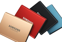 Data Backup External Solid State Drives