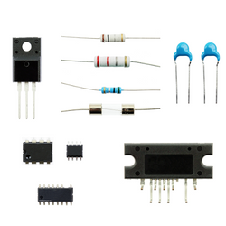 TV Board Components