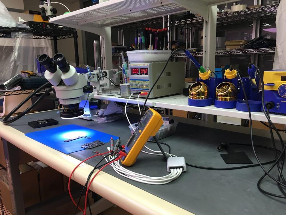 Motherboard Repair Micro Soldering Tools