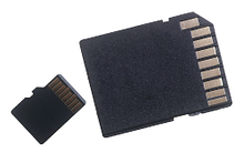 Data Backup SD Card and Micro SD Card