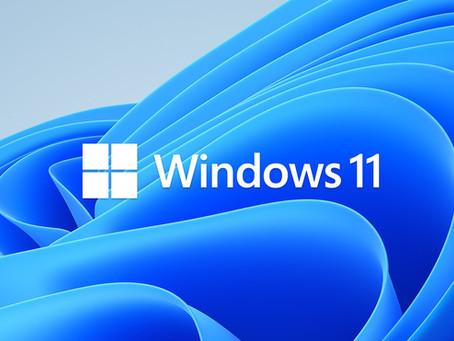 Windows 11 News Release