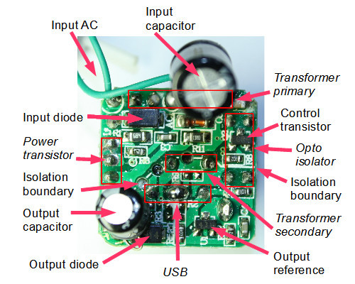Charging Circuit Components