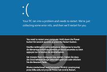 Laptop Operating System Repair