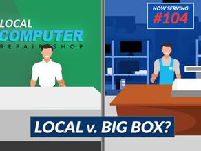 Bix Box Stores for Laptop Repair | 9 Reasons to reconsider