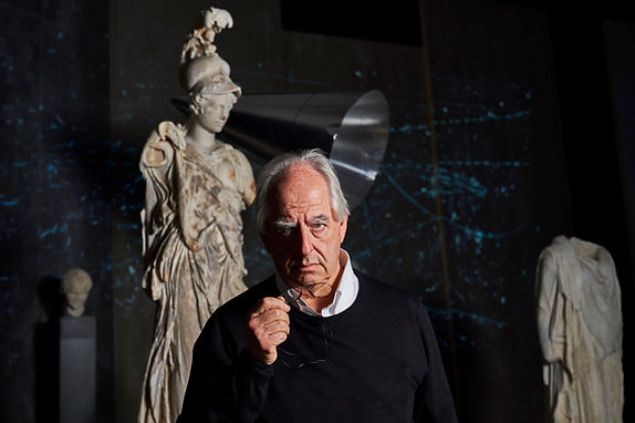 William Kentridge © Norbert Miguletz Fotografie