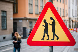 Dangers of Walking and Texting
