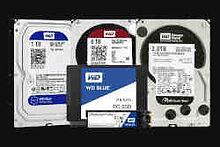 Desktop Storage Drive Upgrade