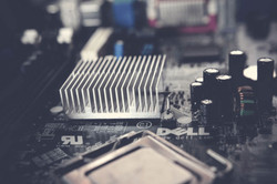 Motherboard Chipset Heatsink