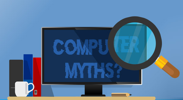 5 Common Computer Myths
