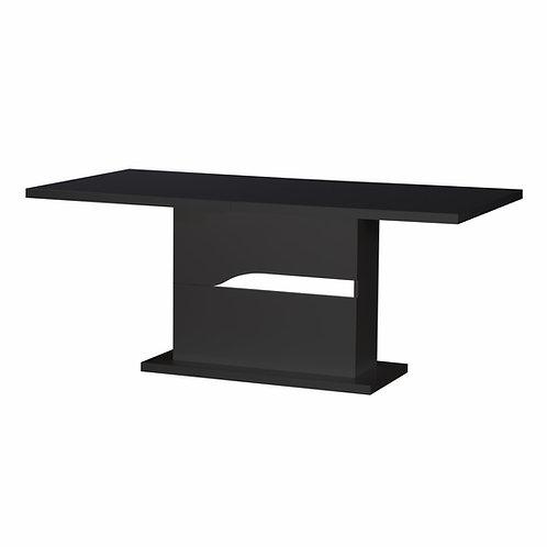 Table rectangle plateau 1 allonge