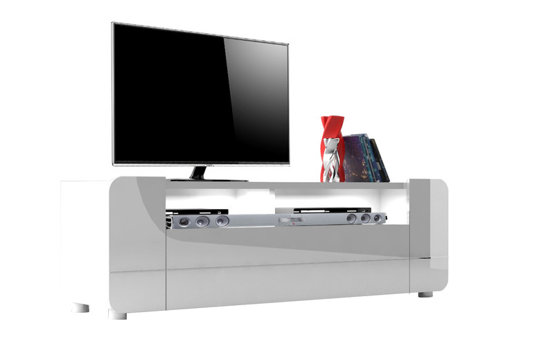 BANC TV 1 ABATTANT N°38 | 1 FLAP TV BENCH N°38