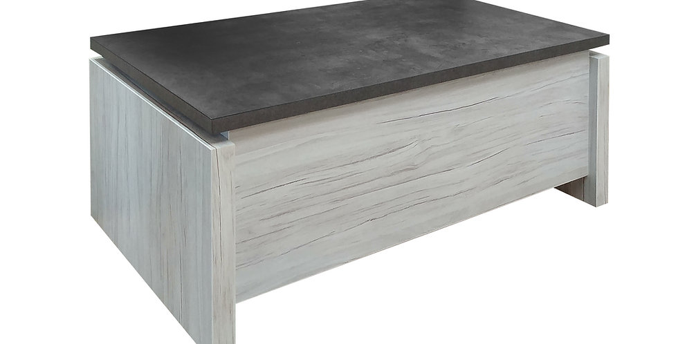 TABLE BASSE RELEV N12