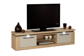 TV HIFI 2 portes 1 NICHE N°38 2 DOORS TV UNIT 180 N°38