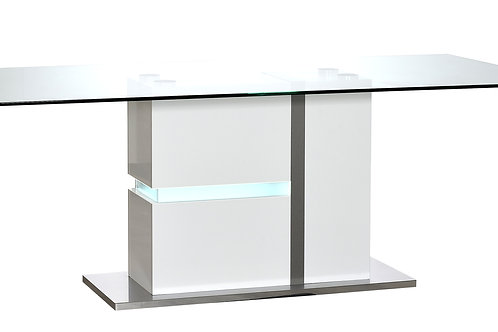 Table RECTANGULAIRE fut led N°13