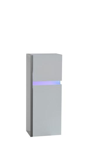 ELEMENT SUSPENDU 1PO  N°37 avec éclairage     1 DOOR WALL UNIT  N°37 with lights