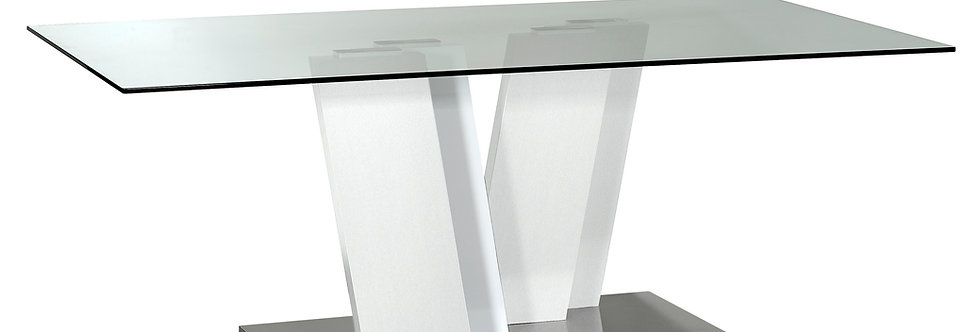 TABLE RECT PLAT VER N10