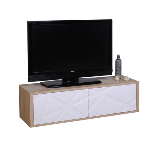 TV HIFI 135 2 portes N°6 | 2 DOORS TV UNIT 135 N°6