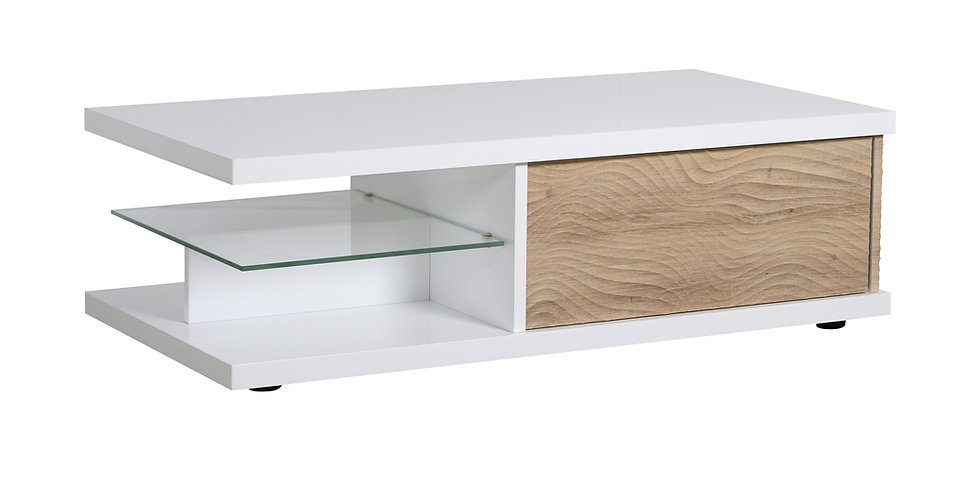 TABLE BASSE RECT 1T N12