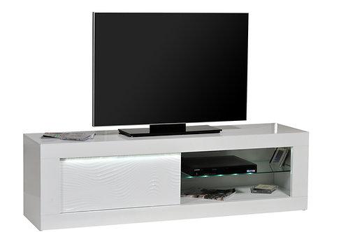BANC TV HIFI 1 PC (avec luminaire) N°6