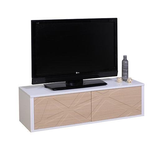 GRAPHIK banc tv  bois n°06
