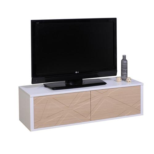 TV HIFI 135 2 portes N°6 | 2 DOORS TV UNIT 135 N°6