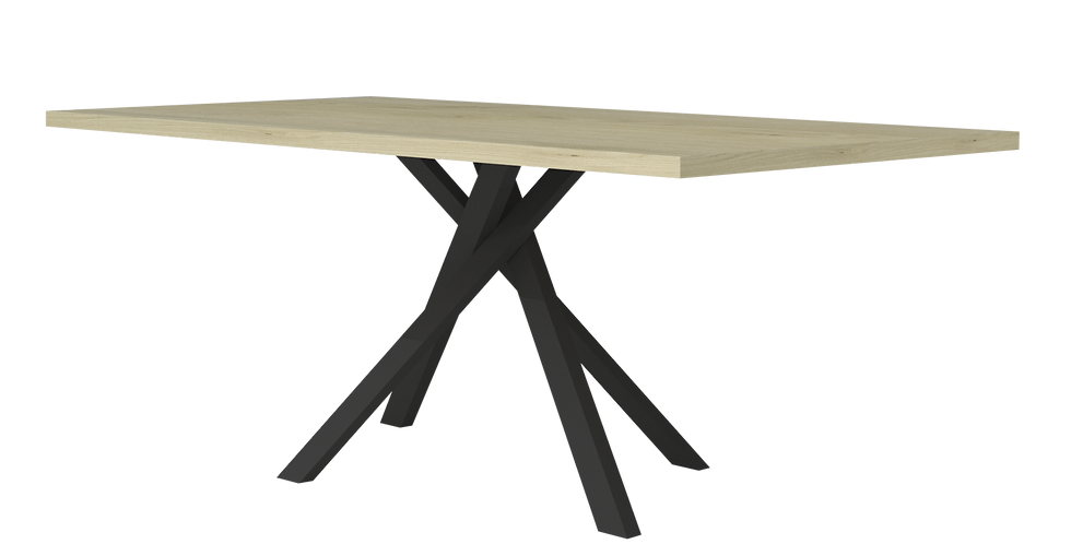 TABLE REC PIED CENTR N13
