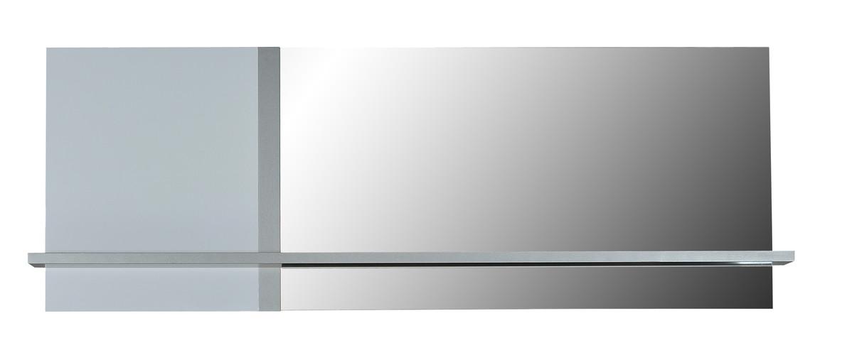 Miroir INOX 1 tablette N°44      MIRROR with 1 shelf N°44