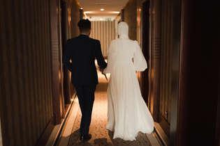 Свадьба для двоих в Тбилиси