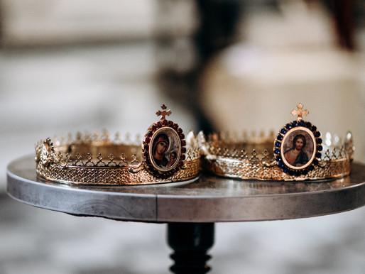 Religious wedding in Georgia