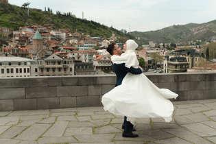 Регистрация брака в Грузии