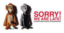 Sorry! We are late!