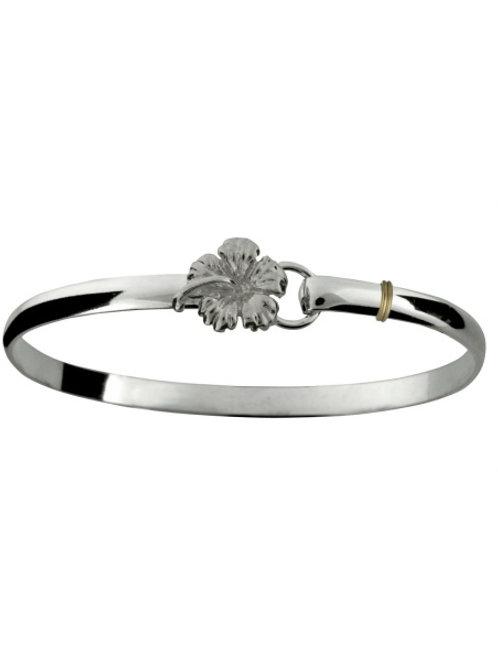 Hibiscus Hook Bracelet