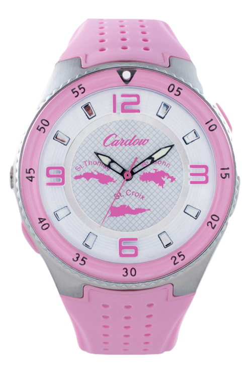 Adult Pink Lite Up Watch