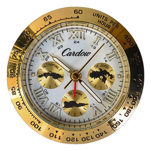 Original Virgin Islands Clock