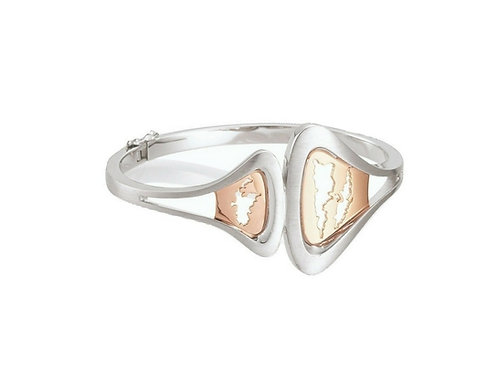 Island Jewelry Bracelet Rose Gold Seashell Collection
