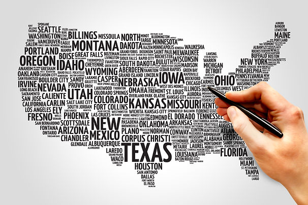 USA Map word cloud with most important cities.jpg