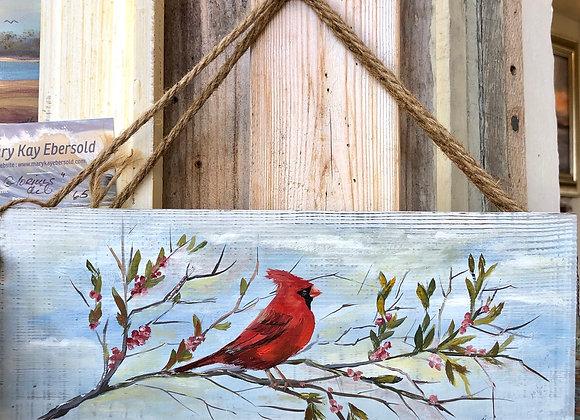 "Barnwood ""Cardinal """